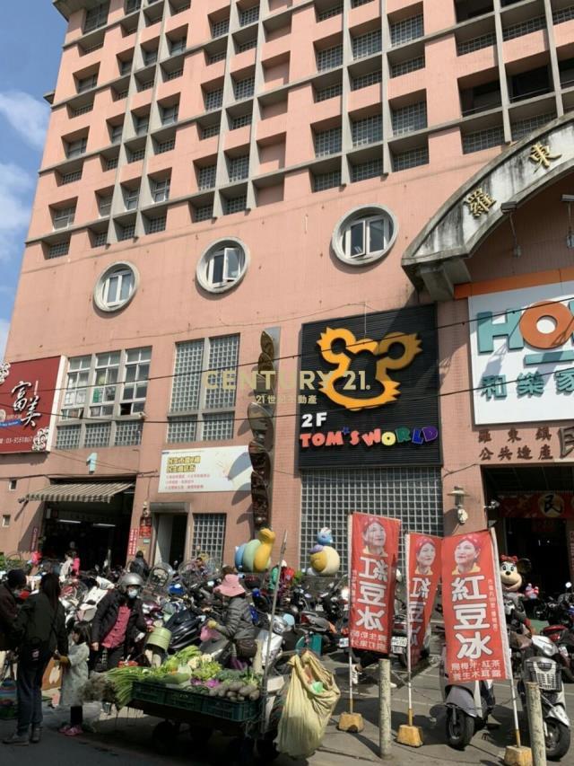 FH012民生市場店面套房分租