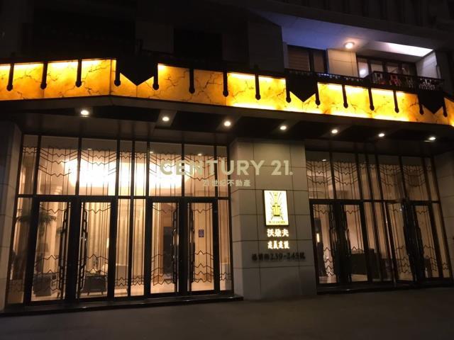 租屋、房屋出租、租房子都找21世紀不動產–租 沃朵夫三角窗店面-新北市新莊區福美街
