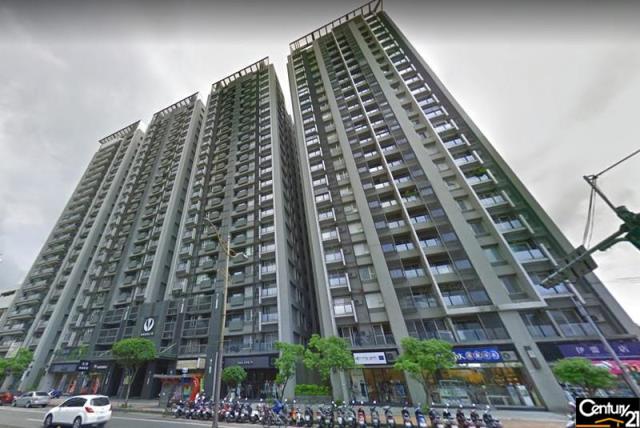 租屋、房屋出租、租房子都找21世紀不動產–海華國際之星-桃園市中壢區環北路