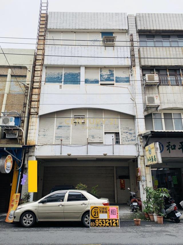 租屋、房屋出租、租房子都找21世紀不動產–HH002潛力無限金店面-宜蘭縣羅東鎮和平路