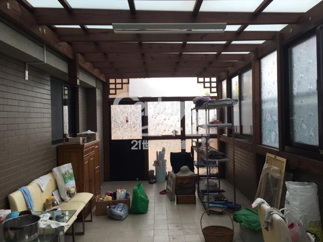 租屋、房屋出租、租房子都找21世紀不動產–沙鹿3房大露台-台中市沙鹿區中興路