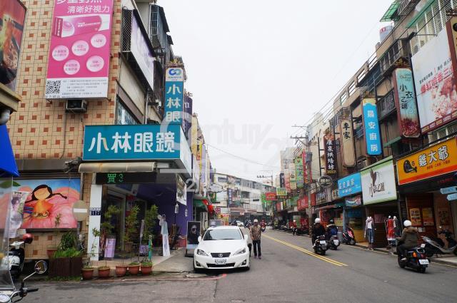 租屋、房屋出租、租房子都找21世紀不動產–藝術街角間店面-台中市龍井區藝術街
