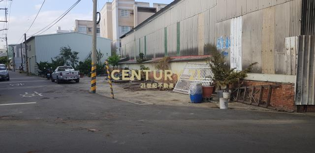 租屋、房屋出租、租房子都找21世紀不動產–南科安定合法廠房-台南市安定區許中營