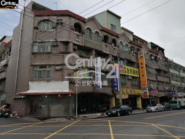 租屋、房屋出租、租房子都找21世紀不動產–同安路三角窗店面透天-台南市安南區同安路