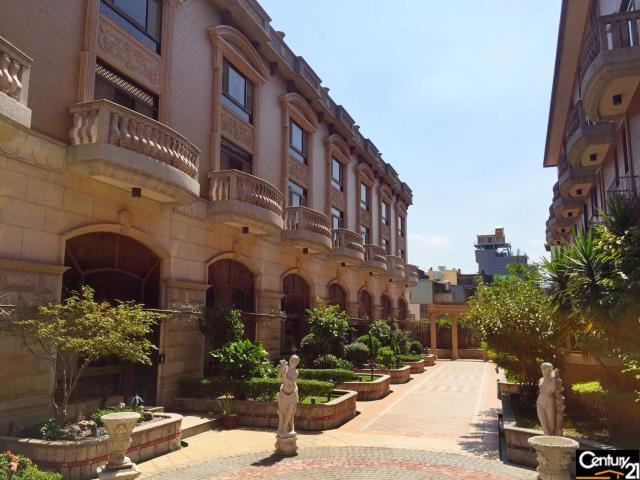 買屋、賣屋、房屋買賣都找21世紀不動產–雅典城堡豪宅-桃園市平鎮區復旦路