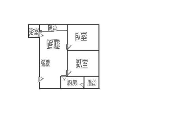 房屋買賣-桃園市平鎮區買屋、賣屋專家-專售領袖王朝美2房,來電洽詢:(03)459-7999