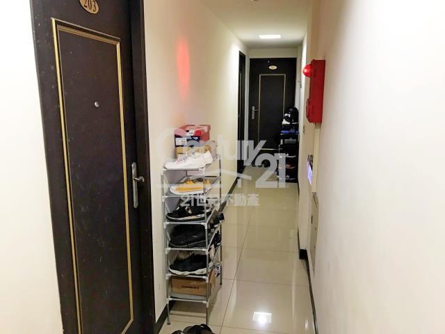 中原大學21間收租套房