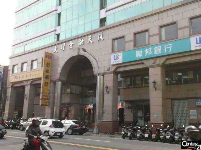 大曜金融天廈辦公室