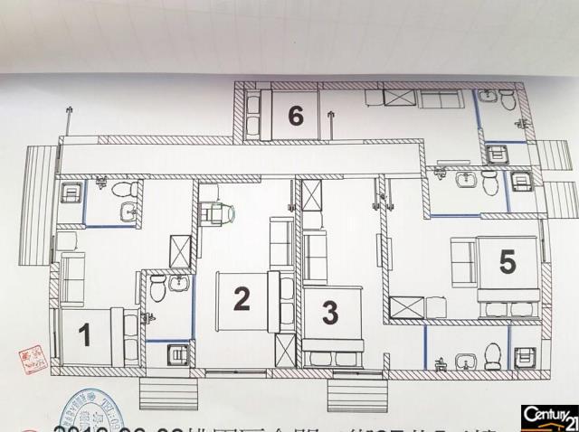 房屋買賣-桃園市桃園區買屋、賣屋專家-專售桃園車站6%收租套房,來電洽詢:(03)280-6777