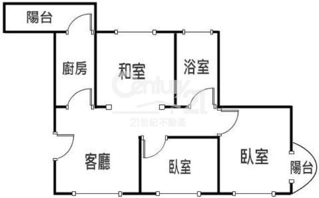 京采2+1房車