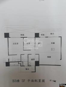 買屋、賣屋、房屋買賣都找21世紀不動產– 桃園青埔三房–桃園市中壢區領航北路一段