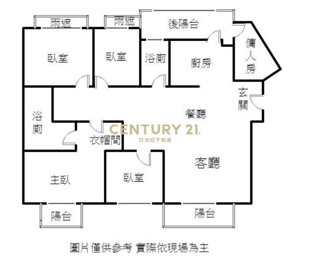 買屋、賣屋、房屋買賣都找21世紀不動產–耀東方-新北市林口區文化三路一段