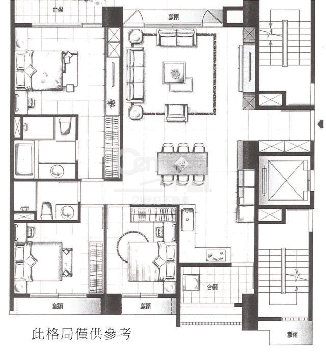 房屋買賣-新北市林口區買屋、賣屋專家-專售力璞晴,來電洽詢:(02)2600-3116