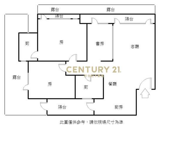 買屋、賣屋、房屋買賣都找21世紀不動產–星空樹-新北市林口區三民路