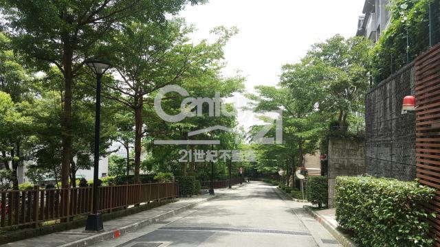 (118)潤泰曉山青~花香綠意優美三房