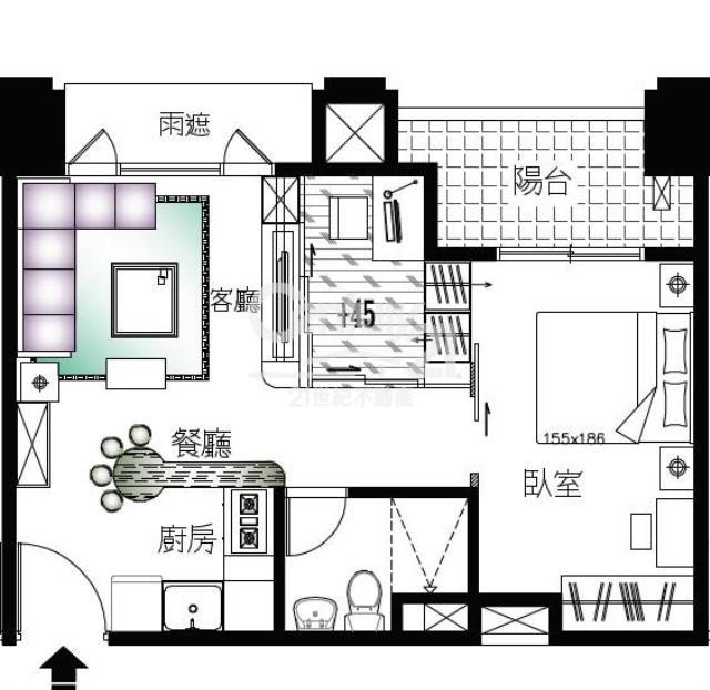 房屋買賣-新北市淡水區買屋、賣屋專家-專售遇見河美景觀屋,來電洽詢:(02)2808-6699