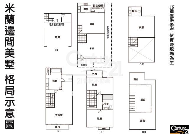 房屋買賣-新北市林口區買屋、賣屋專家-專售米蘭邊間美墅,來電洽詢:(02)2603-8899