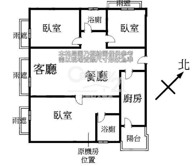 房屋買賣-新北市三重區買屋、賣屋專家-專售F013.合康映月3房車,來電洽詢:(02)8287-5822
