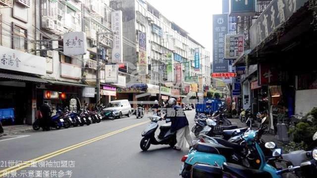 L024.三角窗店王金店面