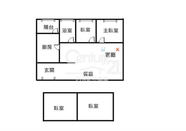 房屋買賣-新北市三重區買屋、賣屋專家-專售F051.明亮美裝樓中樓,來電洽詢:(02)8287-5822