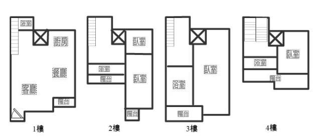AB423-宜市電梯雙車位別墅