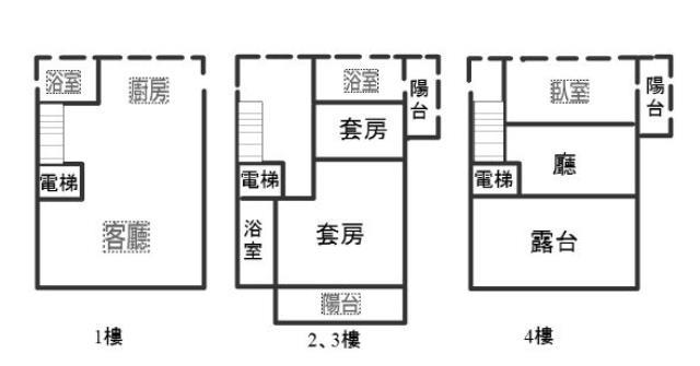 AB505-宜運獨棟電梯別墅
