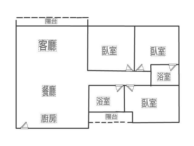 GA036陽明超質感美廈