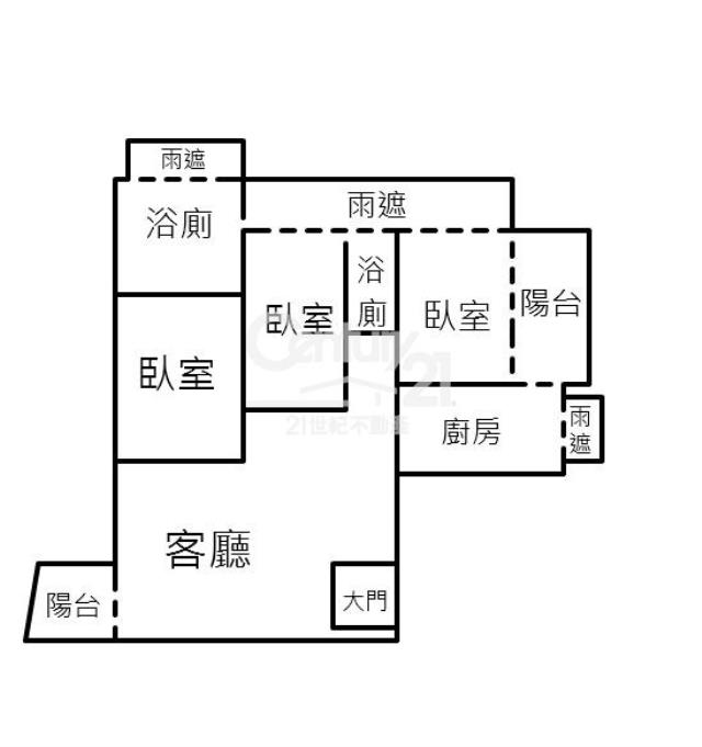 BA291-宜運哈佛名邸III