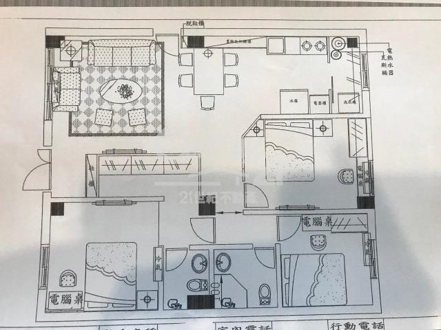 GA067文化二館一樓車位華廈