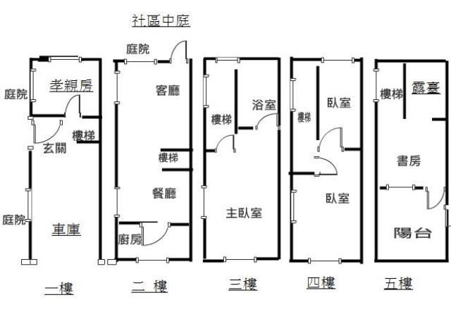 八期臨路電梯別墅
