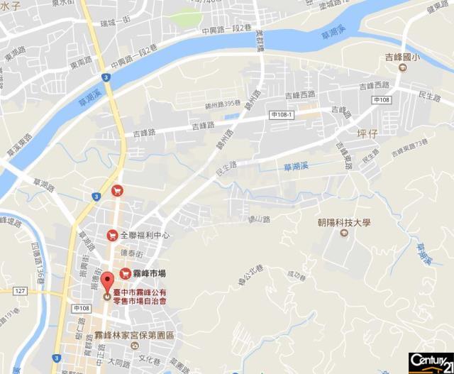 霧峰朝陽美金透店
