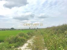 買屋、賣屋、房屋買賣都找21世紀不動產– 外埔農牧用地2548坪–台中市外埔區廍子路