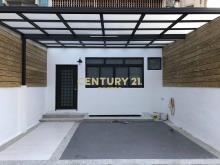 買屋、賣屋、房屋買賣都找21世紀不動產– 水湳最美四房雙車位公寓–台中市北屯區平德路