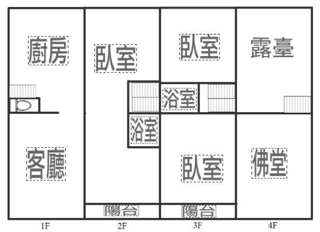 善化南科全新桂花巷車墅2