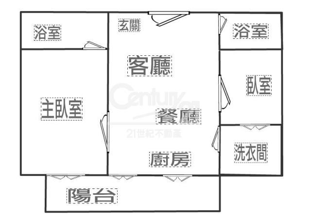 (223)(預售屋)捷運巨蛋商圈2房平車