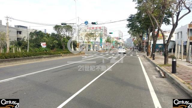 岡山省道雙面路建地