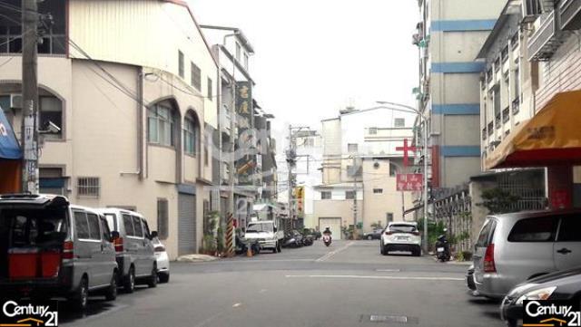 岡山竹圍漂亮別墅建地-2
